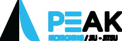 PEAK KICKBOXING & BRAZILIAN JIU-JITSU Logo